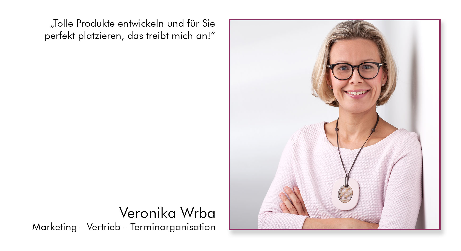 veronika mit text